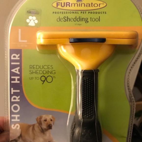 Furminator Other Furminator Deshedding For Large Dogs Short Hair Poshmark